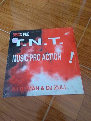 T.N.T. music pro action