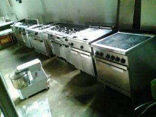 cocinas industriales repagas Zanussi jemi Fagor