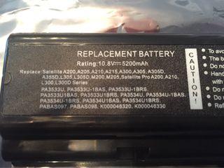 Bateria portátil nueva