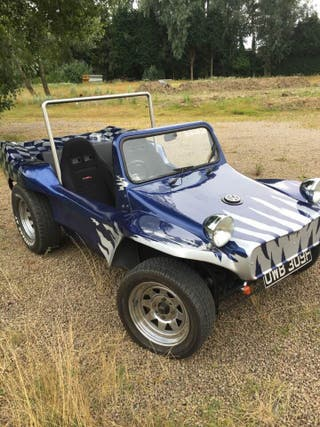 Volkswagen Beetle 1967 - BEACH BUGGY