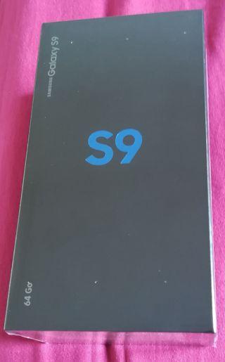Samsung S9 64 Go Neuf sous blister