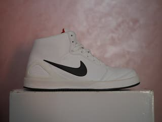 NIKE SB PAUL RODRIGUEZ 4 HI WHITE LEATHER LIMITED