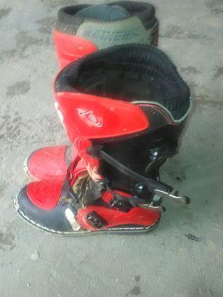 botas de moto cross