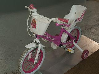 bicicleta naiña skye patrulla canina