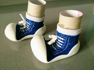 Zapatillas bebe Attipas primeros pasos Talla 20