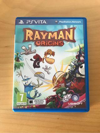 Rayman: Origins - PlayStation Vita