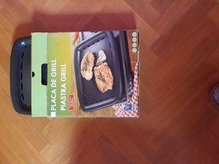 placa de grill