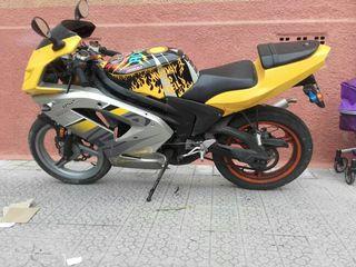 Moto con itv Rieju rs2 Matrix 50cc
