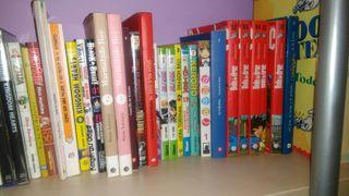 Mangas (comics) a 3€