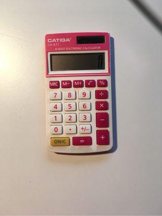 Calculadora catiga CH-871
