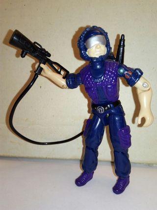 GI Joe Cobra Tele Viper 1985 completo GIJoe