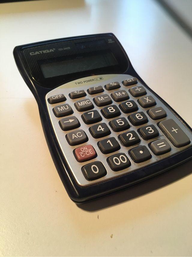 Calculadora CATIGA CD-2476