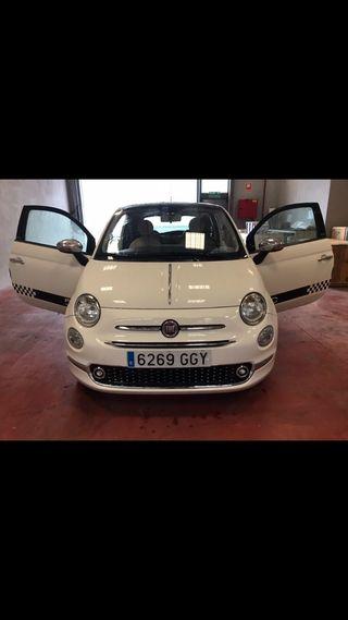 Vehiculo Fiat 500