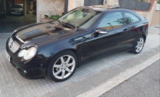 mercedes sport coupe c220