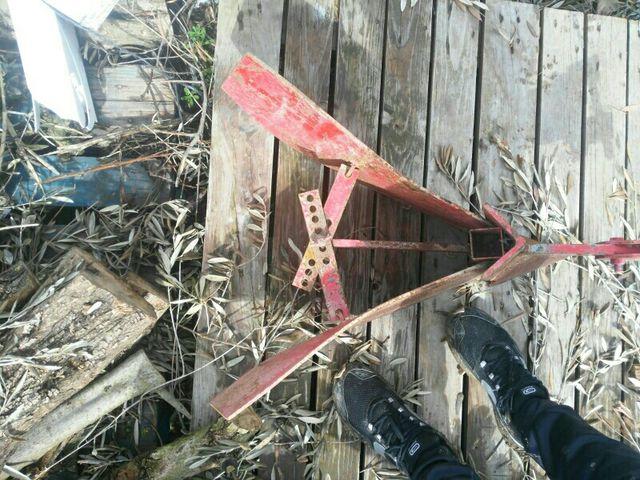 tejas para mula mecanica