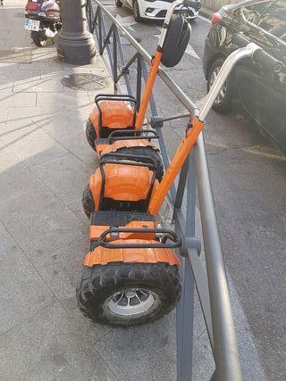 2 segway por 1.000 euros