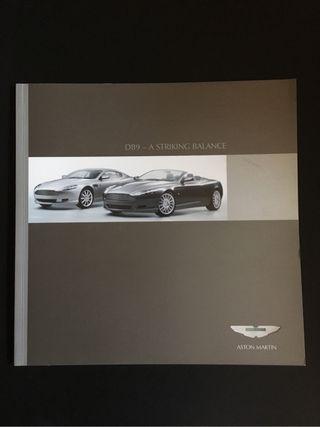 Catalogo Aston Martin DB 9