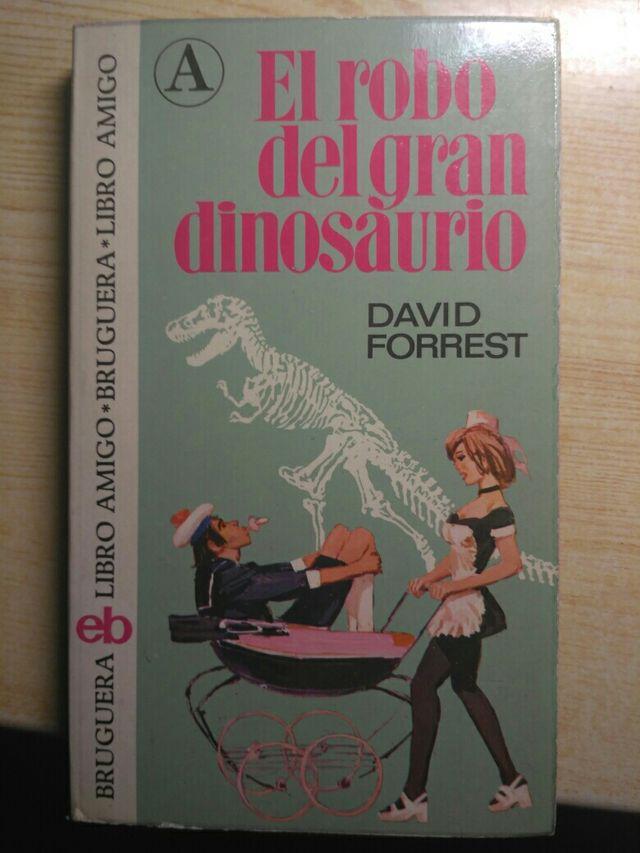El robo del gran dinosaurio