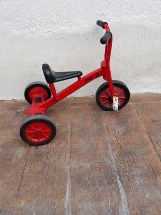 triciclo infantil americano