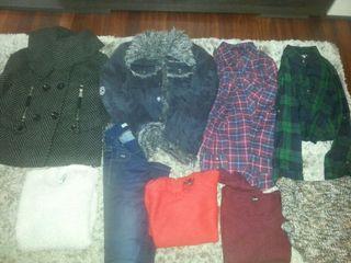 lote ropa chica invierno S