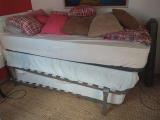 colchones cama 90 viscoelasticos