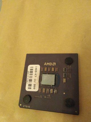 Microprocesador AMD Duron D800AUT1B 800MHz
