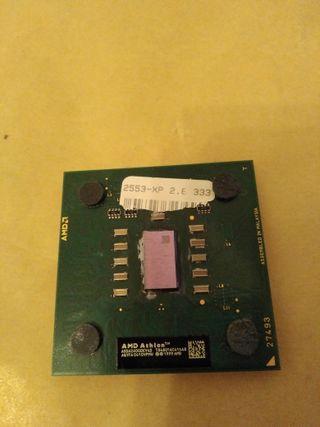 Microprocesador AMD Athlon XP 2600 1.9GHz