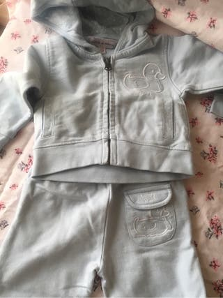 CHANDAL BEBE NECK AND NECK