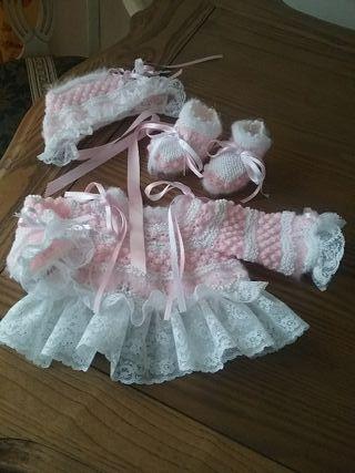 d04436580 Capota niña lana de segunda mano en la provincia de Madrid en WALLAPOP