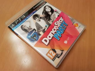 PS3 Dance Star Party - Juego Playstation Move