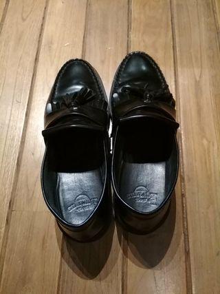 zapatos dr martens adriam negros 44