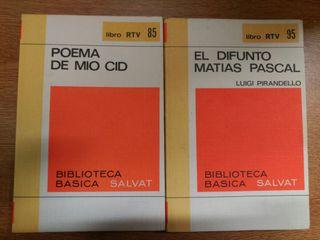 Novelas Clásicas - Biblioteca Salvat