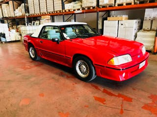 Ford Mustang gt 5.0 1988