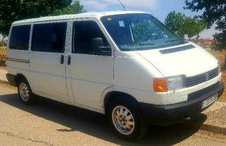 Volkswagen Transporter 1995 solo gente seria