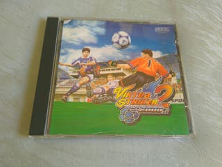 Virtual striker 2, 2000 version Dreamcast