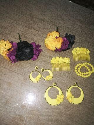 vendo trajes de flamenca madre e hija
