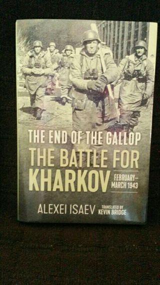 The battle for Karkhov Feb-March 1943