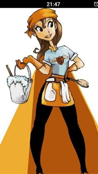 limpieza responsable y seriedad