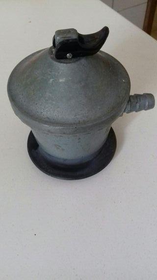 alcachofa gas