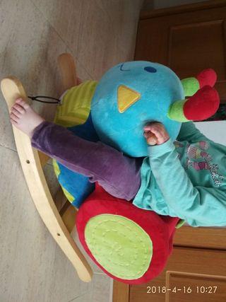 Balancín bebé juguete