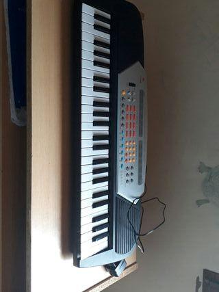 teclado electrónico ym-2200