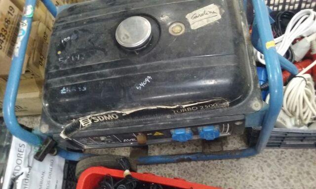 Compresor sdmo turbo 2500 gasolina