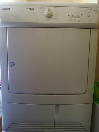 secadora ropa Zanussi