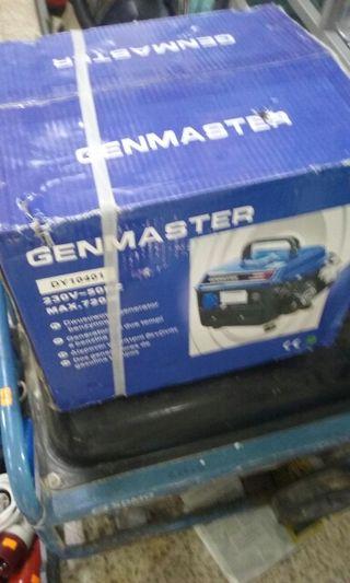 Compresor genmaster gasolina nuevo