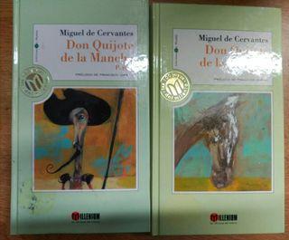 Novela - Don Quijote de la Mancha