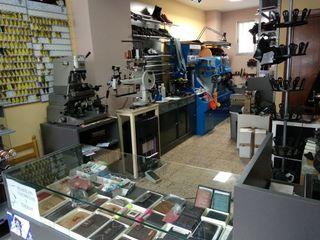 taller reparación de calzado