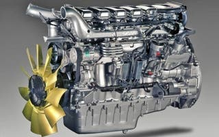 Motor Ford Fiesta de segunda mano