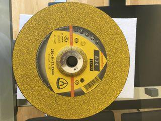 Disco amoladora radial (9 uds)