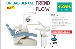 Sillón clínica dental