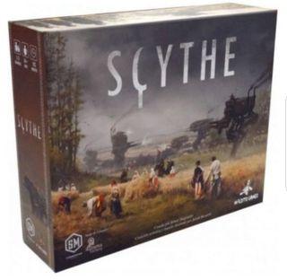 juego mesa scythe con promo